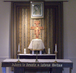 Retreat Altar